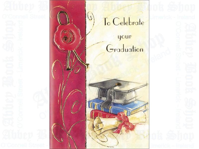Congratulations/Graduation Card