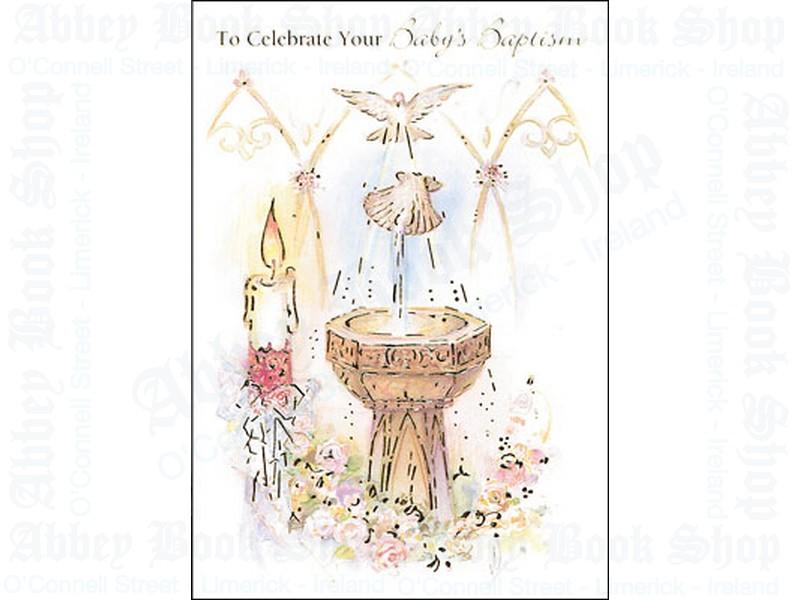 Baptism Card/Parchment