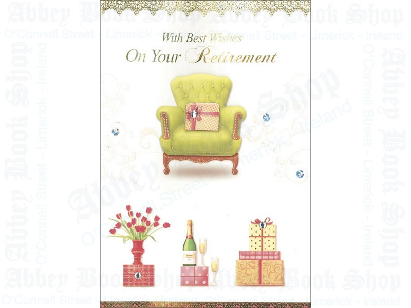 Retirement Best Wishes Card