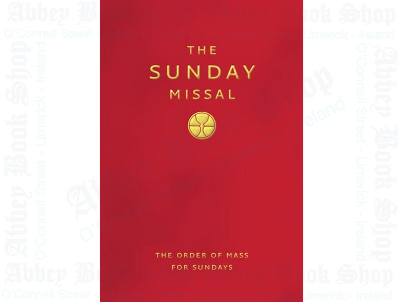 The Sunday Missal: New Standard Red Edition