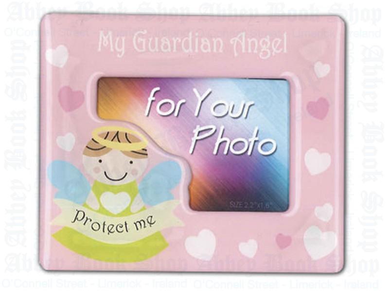 Magnetic Baby Girl Photo Frame (Resin)
