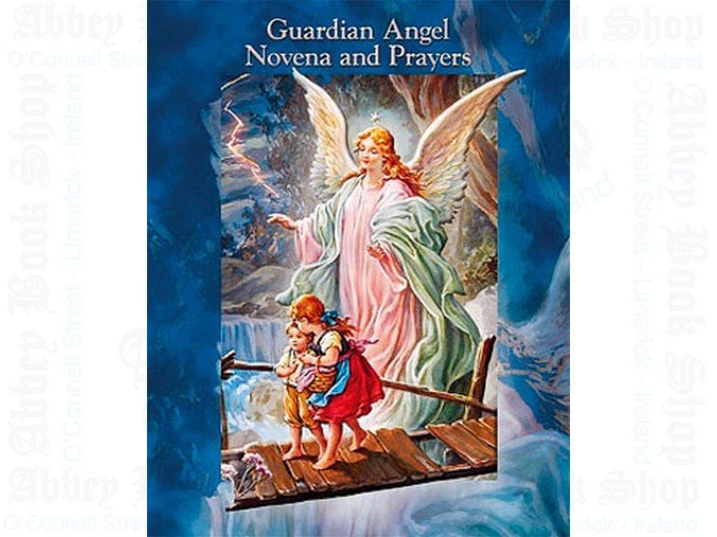 Guardian Angel Novena – Small Booklet