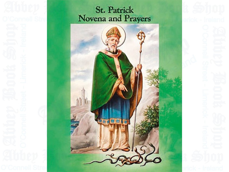 Novena/Saint Patrick (Small Booklet)