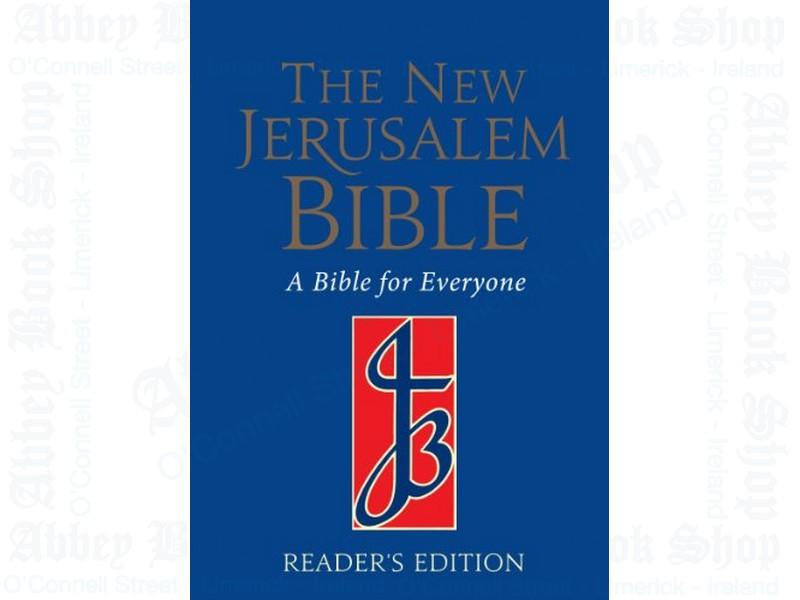 New Jerusalem Bible: Reader's Edition (NJB Bible)