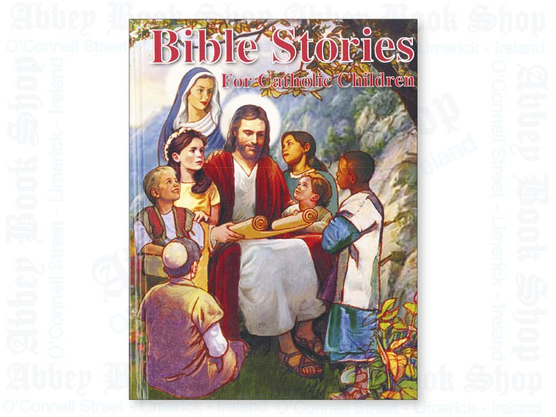 Bible Stories For Catholic Children – Story Book