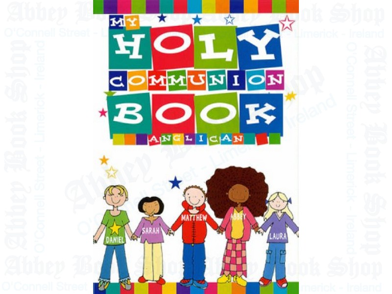 My Holy Communion Book: Order One