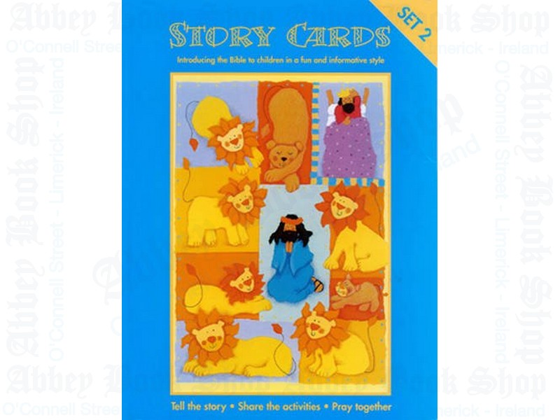 Story Cards Set 2: Introducing the Bible to Children in a Fun and Informative Style