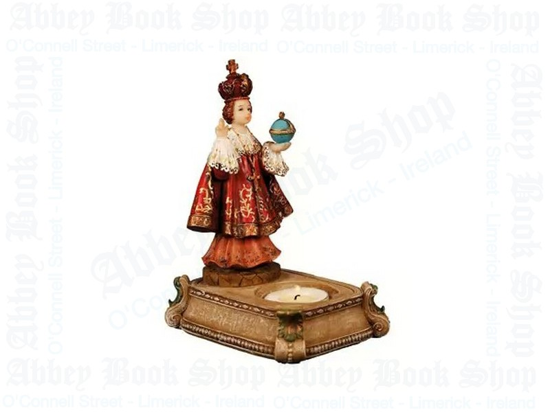 Child of Prague Candle Holder – Resin