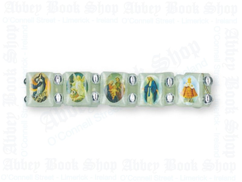 Plastic Bracelet – Elasticated/Luminous
