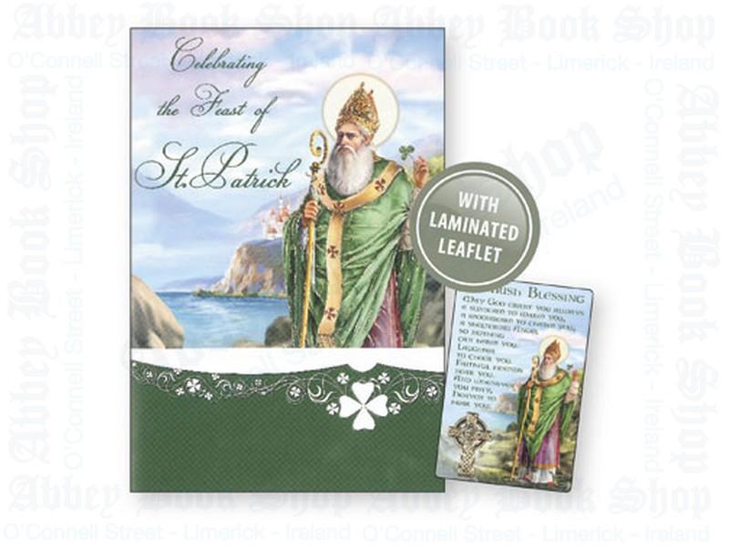 Saint Patrick's Day Card – Leaflet