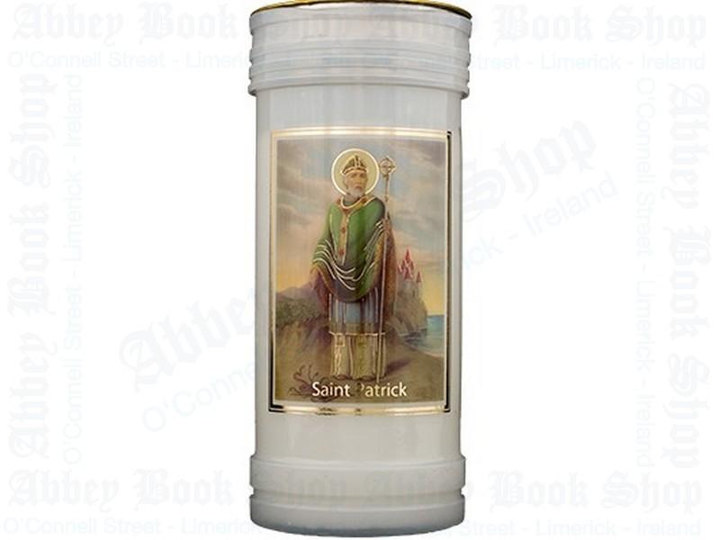 Pillar Candle – Saint Patrick