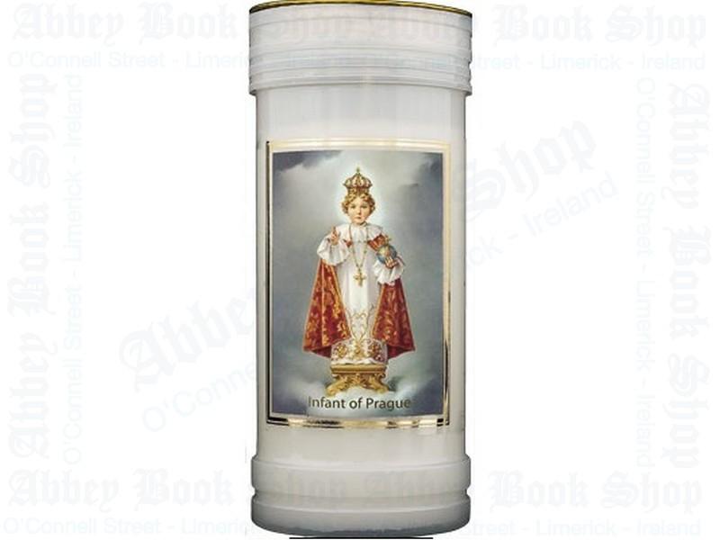 Pillar Candle – Child of Prague