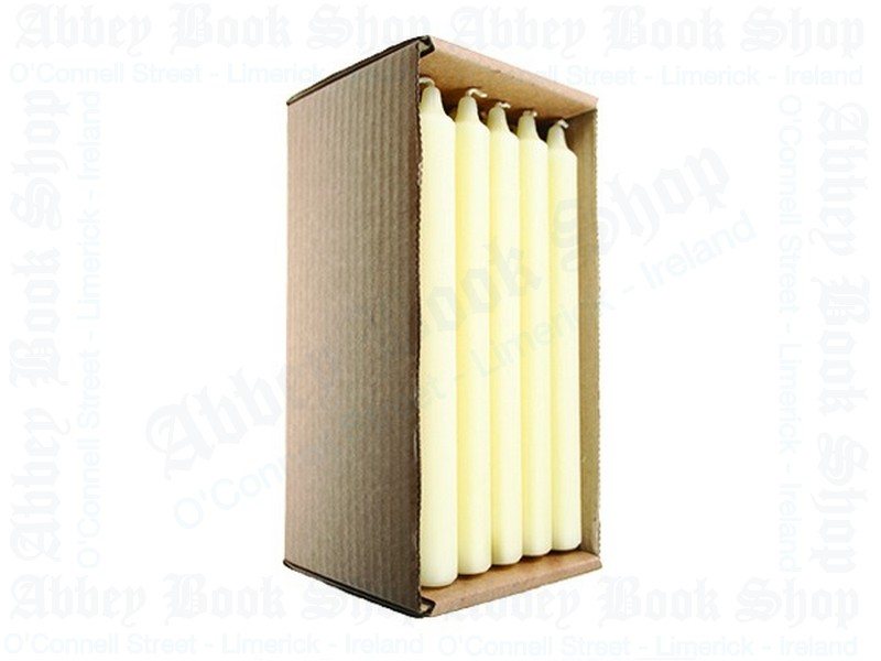 Beeswax Candles/9″ x 1″ (Pack 24)