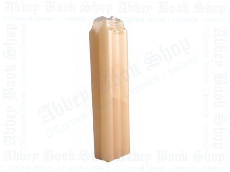 Beeswax Candles/12″ x 2″ (Pack 6)