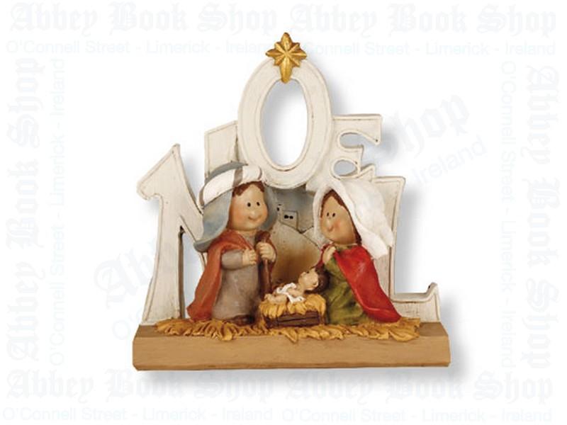 Nativity/Holy Family-Children (Resin)