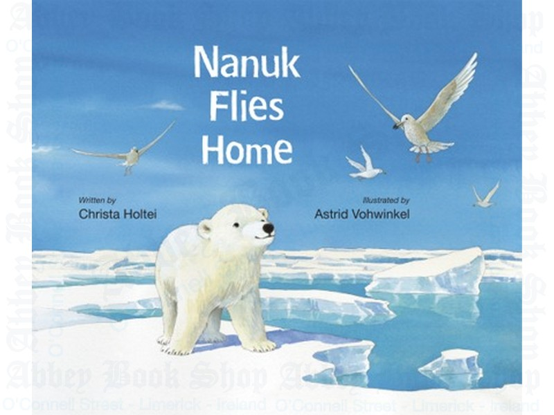 Nanuk Flies Home