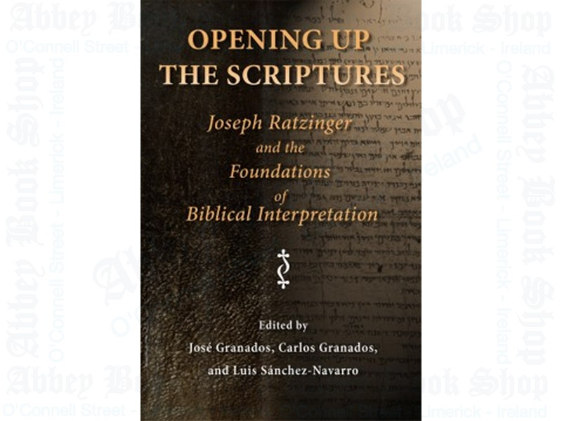 Opening Up the Scriptures