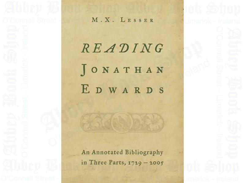 Reading Jonathan Edwards