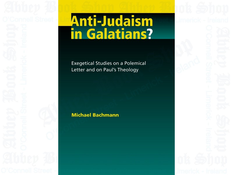 Anti-Judaism in Galatians?