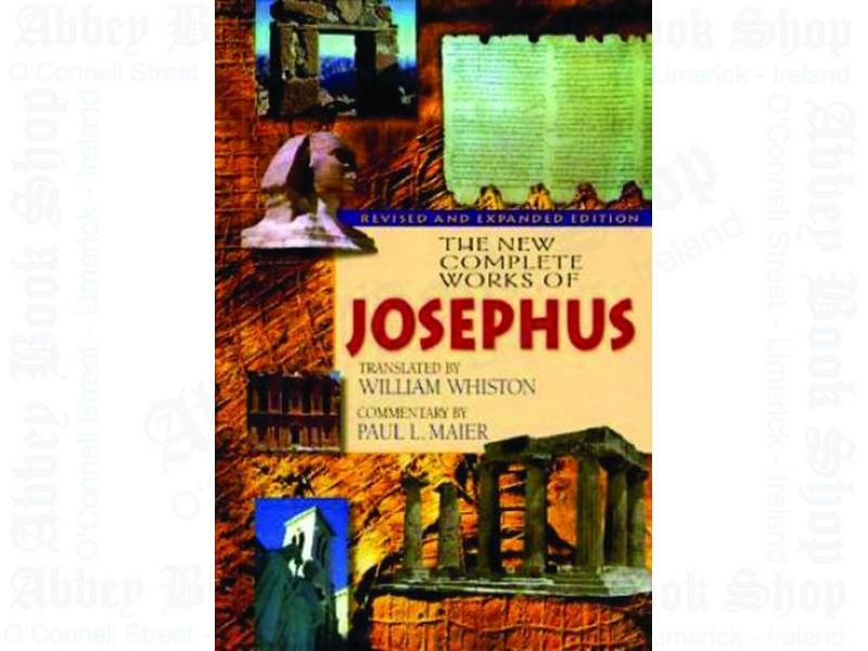 New Complete Works of Josephus-H