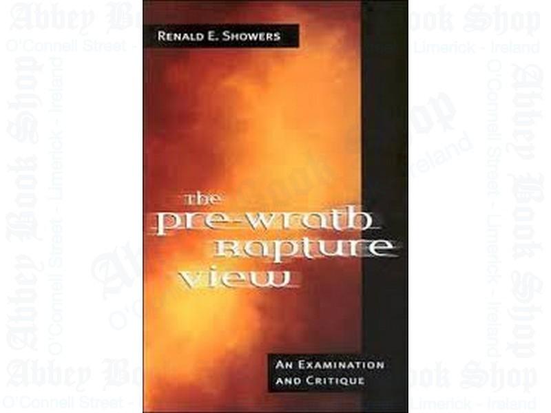Pre-Wrath Rapture View