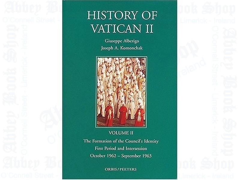 History Of Vatican 2 Vol 2