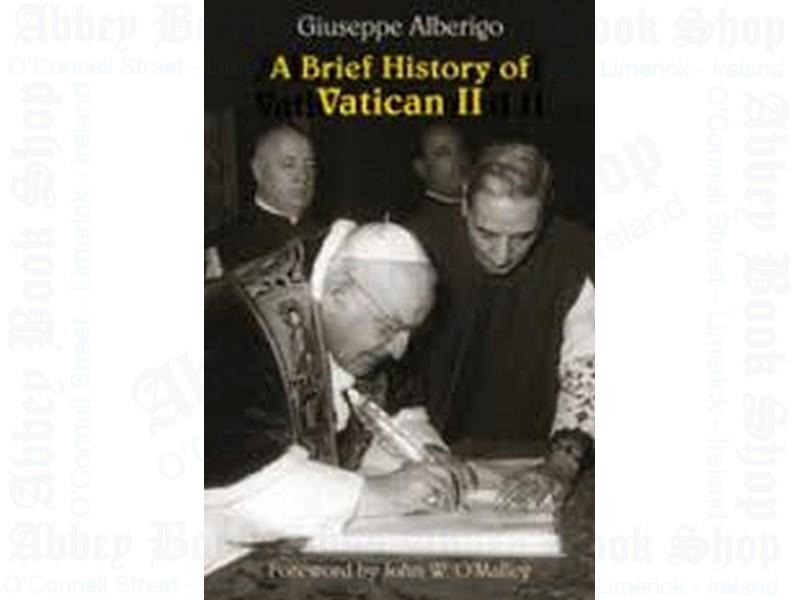 Brief History Vatican 2