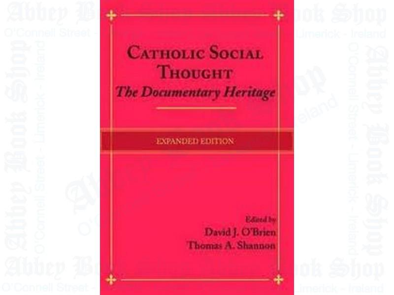 Catholic Social Thought
