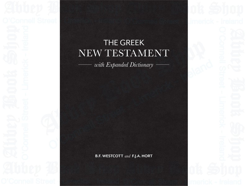 The Greek New Testament with Expanded Dictionary