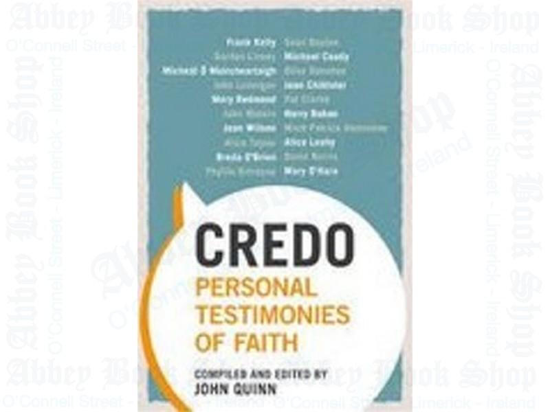 Credo – Personal Testimonies of Faith