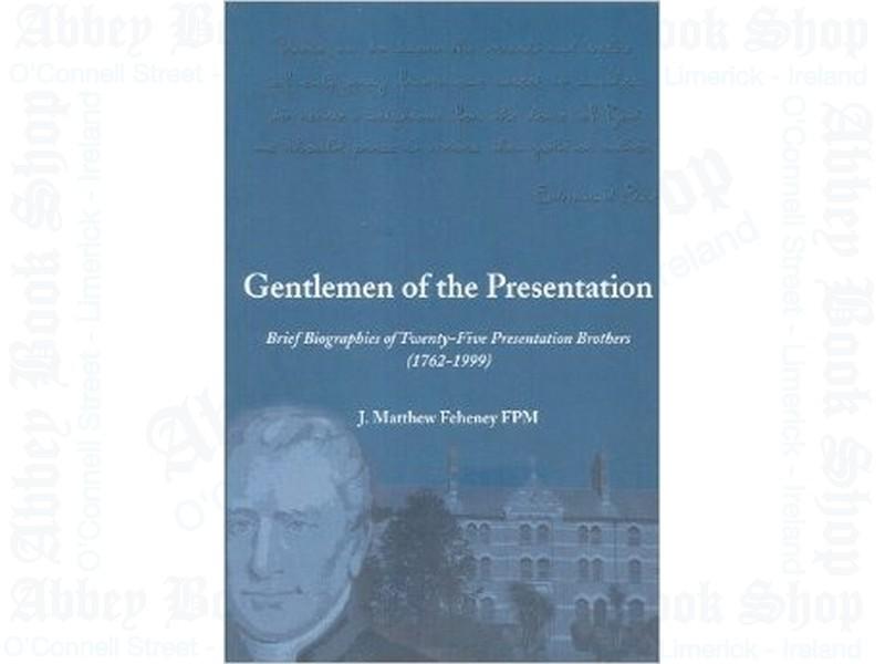 Gentlemen of the Presentation