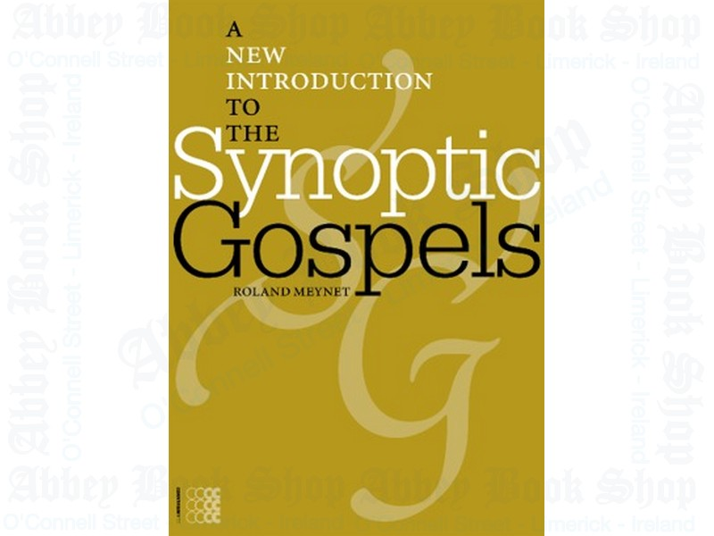 A New Introduction to the Synoptic Gospels