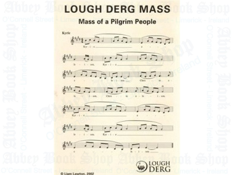 Lough Derg Mass (People's Edition)