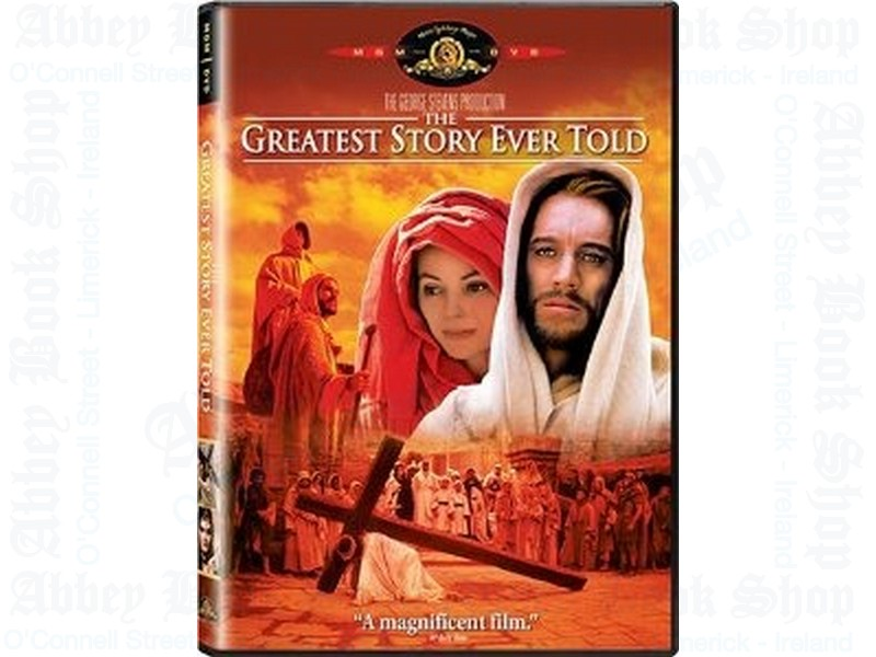 Greatest Story Ever Told – DVD