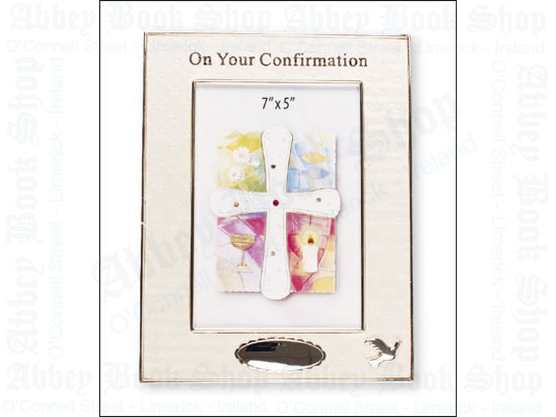 ConfirmationPhoto Frame/Padded Satin Finish