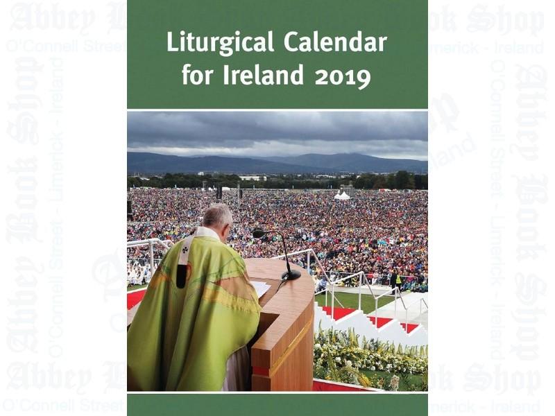 Liturgical Calendar for Ireland (2019)