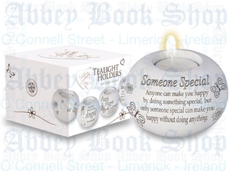 Tealight Candle Holder – Someone Special