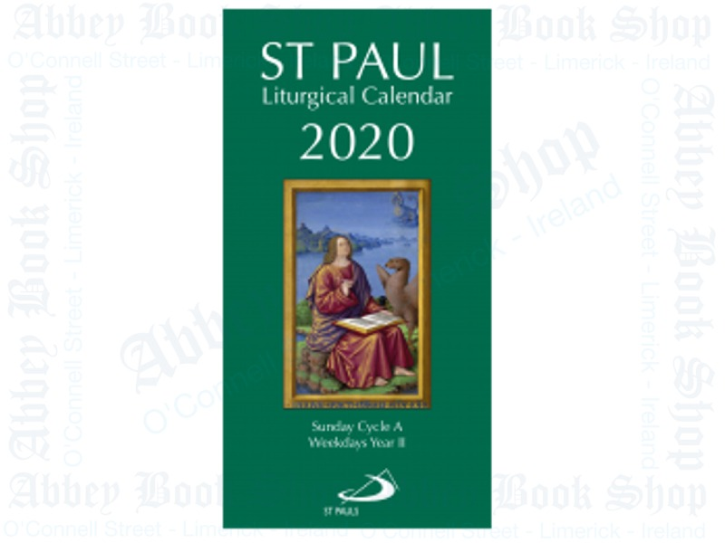 St Paul Liturgical Calendar 2020