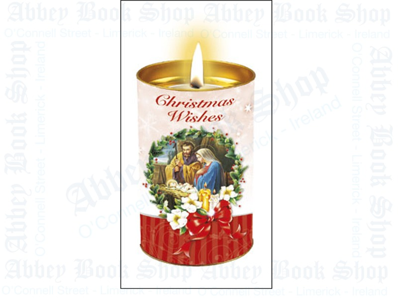 Christmas Candle – Wishes