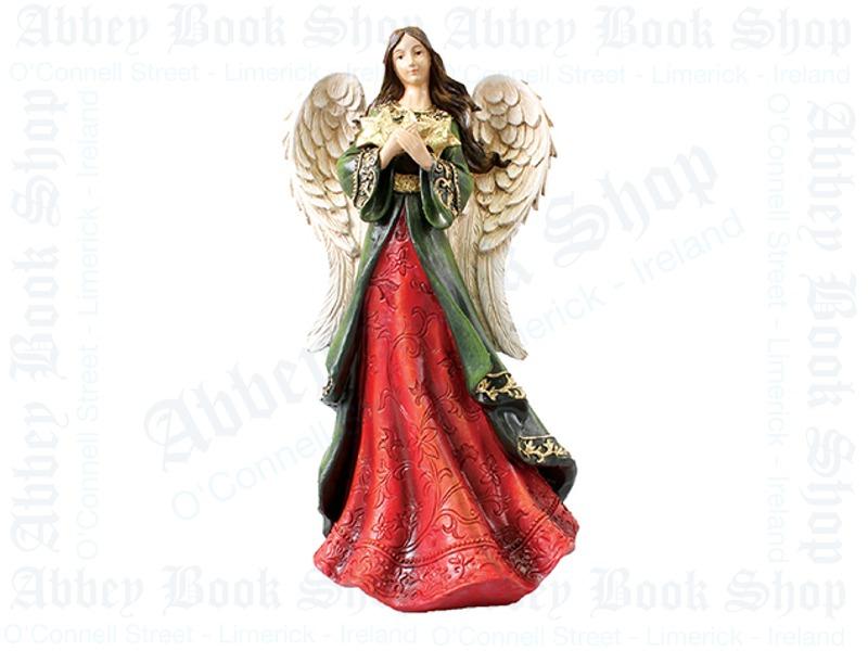 Christmas Angel – Star 15.25″ (Resin)